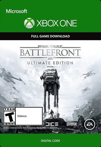 Star Wars: Battlefront. Ultimate Edition (Xbox One/Series S/X, цифровой ключ, русская версия)
