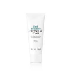 Очищающая Пенка WELLAGE Real Hyaluronic Cleansing Foam 150ml