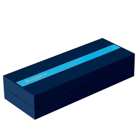 Waterman Carene - Obsession Blue Lacquer ST, перьевая ручка, F