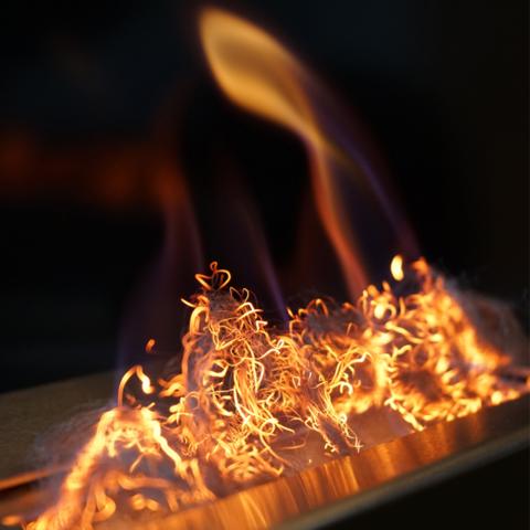 Декоративная нить накаливания GLOW FLAME
