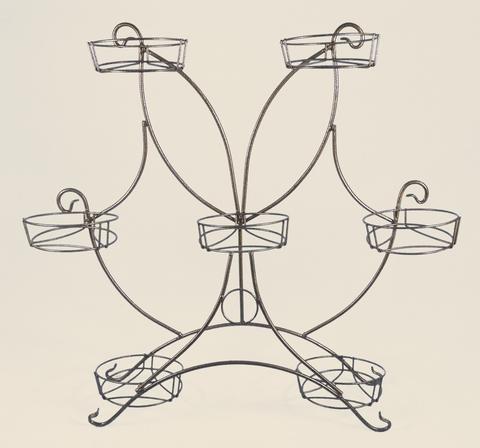 Подставка Настольная на 7 горшков Мышь