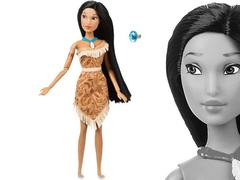 Кукла Покахонтас с кольцом, Принцесса Диснея