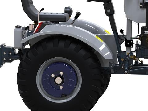 Утяжелители колес для трактора СКАУТ T-15 | T-18