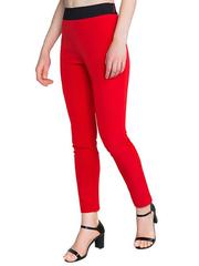 GPT004313 Брюки женские, красные