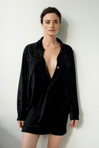 20301 Рубашка женская - WINTER 2018-2019