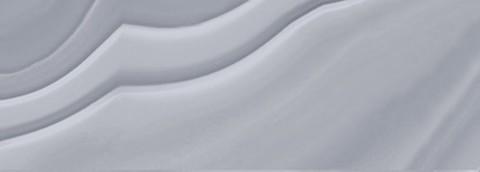 Плитка настенная Agat Blue R 242х700