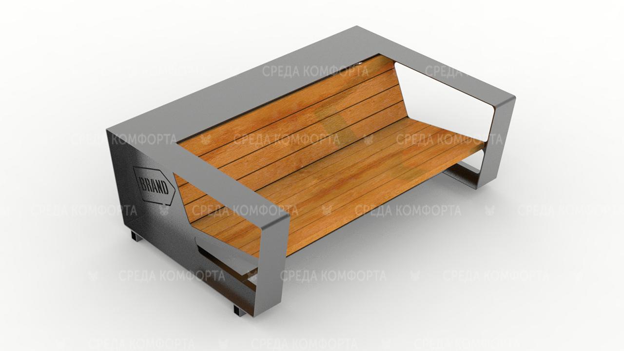 Скамейка диван 180*120*70 см. SCAM0061