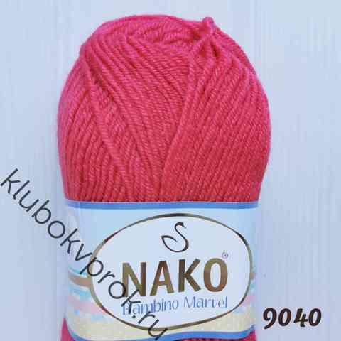 NAKO BAMBINO MARVEL 9040, Красный