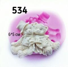 0534 Мишки парочка