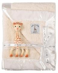 Vulli Подарочный набор жираф Софи с покрывалом (516333)
