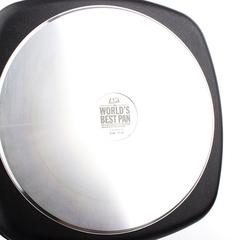 Сковорода гриль квадратная 28x28 см AMT Frying Pans арт. AMT E285G FIX AMT