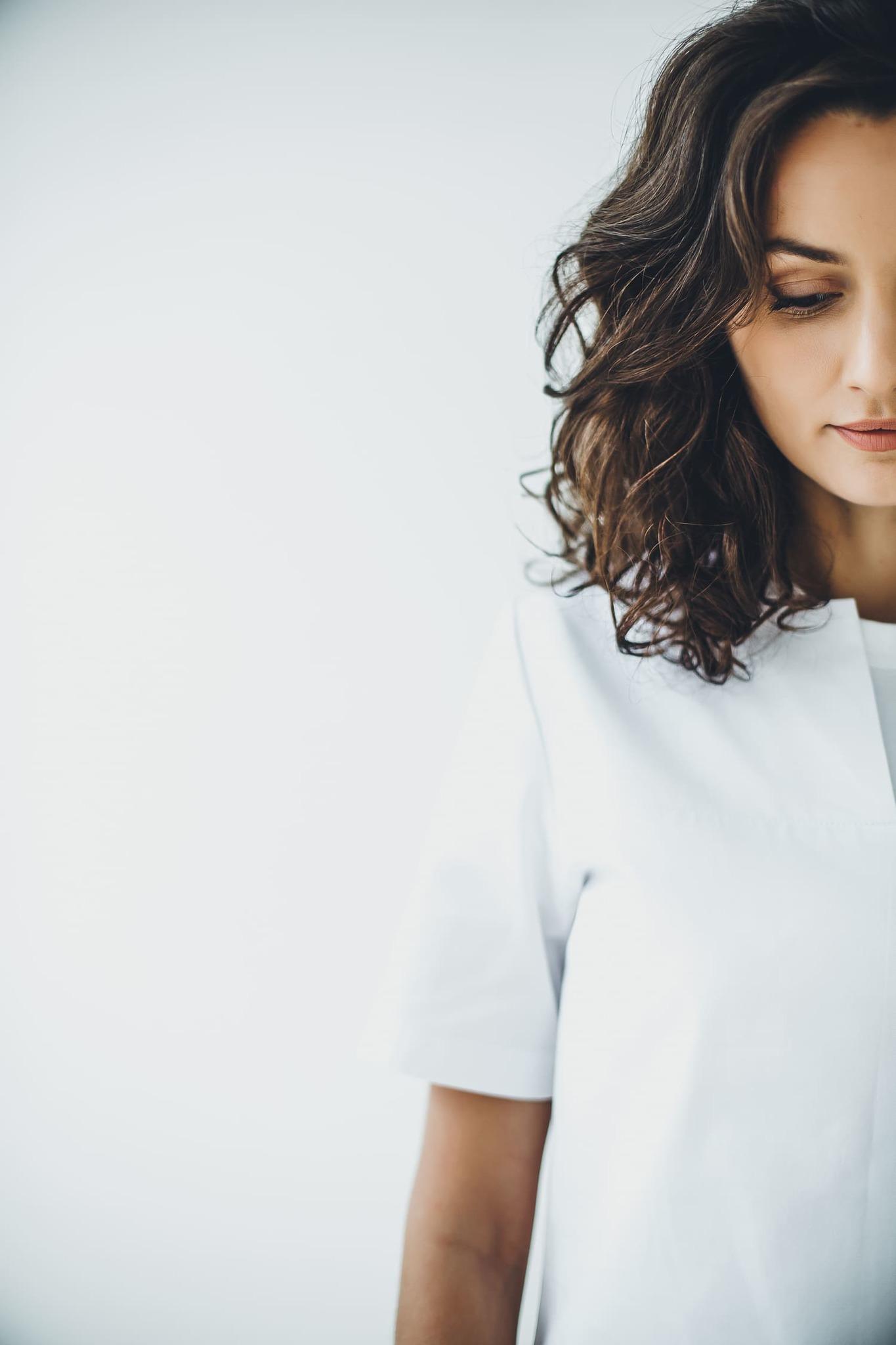 Блуза медицинская женская М65