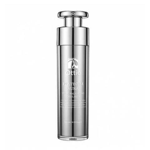 Ottie Platinum Aura Vital Balancing Emulsion антивозрастная эмульсия роскошь платины