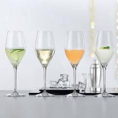 Бокалы для шампанского «Authentis», 4 шт, 270 мл, фото 1