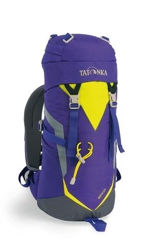 Картинка рюкзак туристический Tatonka Wokin Lilac - 1