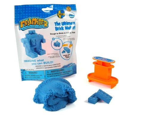 Мини набор Mad Mattr Строительство из кирпичиков, синий
