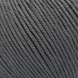 Пряжа Gazzal Organic Baby Cotton 435 темно-серый