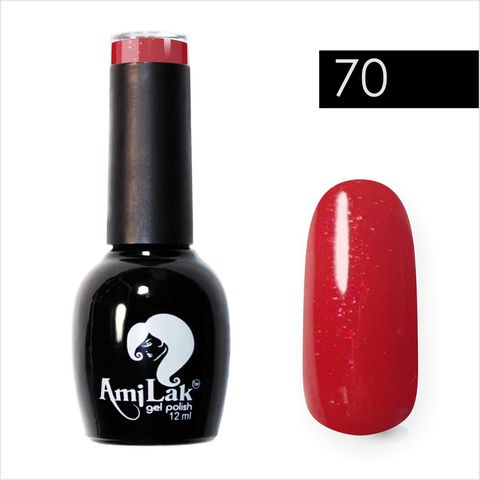AmiLak Color Gel Polish №070