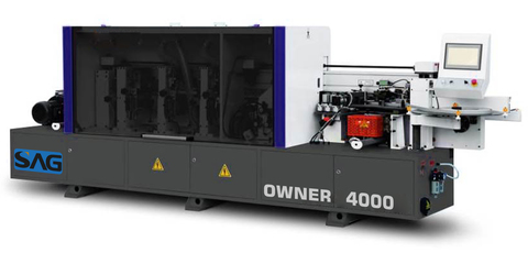 Автоматический кромкооблицовочный станок SAG OWNER 4000