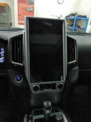 Магнитола для Toyota LC 200 (2016+)  Android 9.0 IPS 4/64GB DSP модель ZF-1829H-DSP