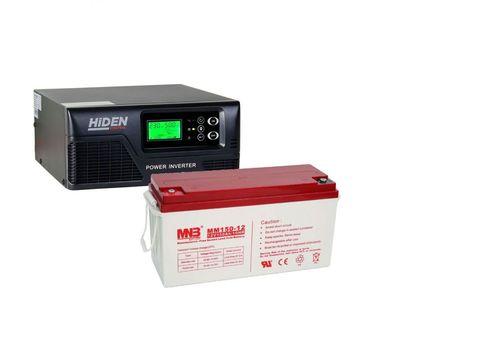 Комплект ИБП HIDEN CONTROL HPS20-0312+MNB MM 150-12