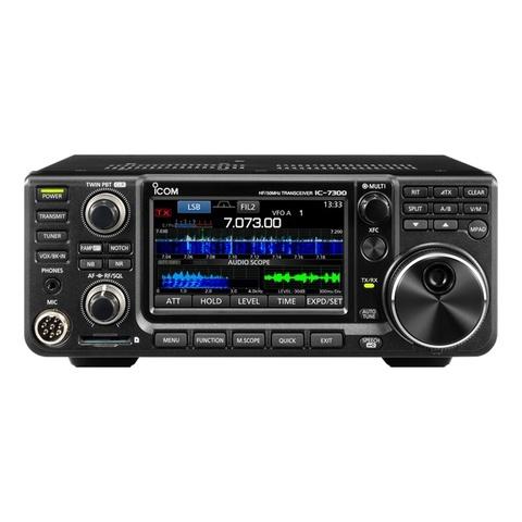 КВ радиостанция Icom IC-7300