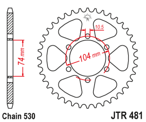 JTR481
