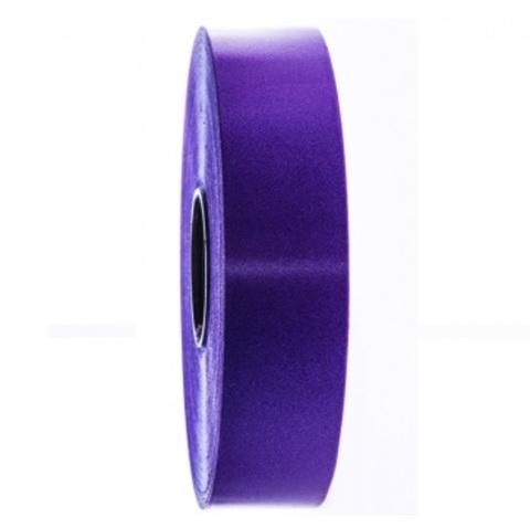 Лента полипропиленовая (размер: 30 мм х 100 м), цвет: темно-фиолетовый