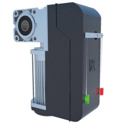 Электропривод осевой BFT PEGASO BCJA 230 V с блоком управления ELMEC1 для автоматизации секционных ворот до 25 кв. м