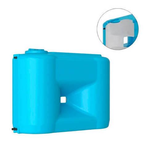 Бак для воды АКВАТЕК COMBI W 1100 BW (двухслойный, цвет сине-белый)