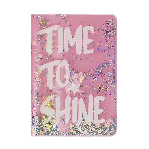 Обложка для паспорта Shine On
