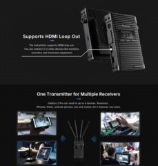 Accsoon CineEye 2 Pro видео трансмиттер и ресивер
