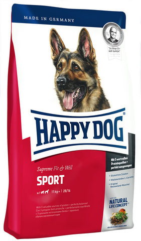 Happy Dog Supreme Fit & Well Sport