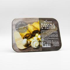 Низкоуглеводные блины с грибами и сыром Fito Forma 350 г