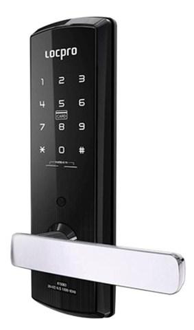 Электронный замок с ручкой врезного типа LocPro K150B3 Series Digital Door Lock