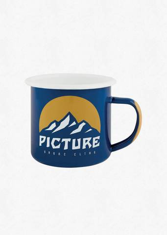 Кружка Picture Organic SHERMAN CUP C Blue