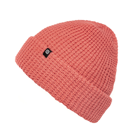 Шапка Horsefeathers ROLA BEANIE (spiced coral)
