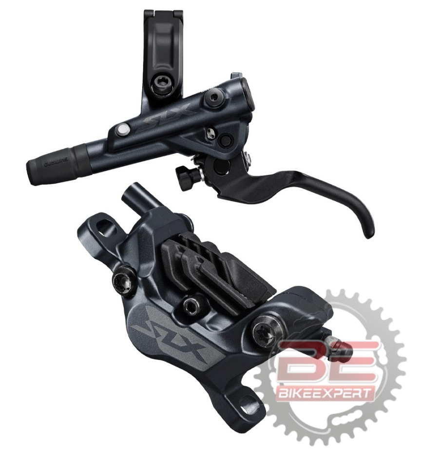 Тормоз гидравлический Shimano SLX M7120 передний (коробочный)