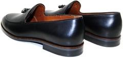 Мужские свадебные туфли Ikoc BlacK-1