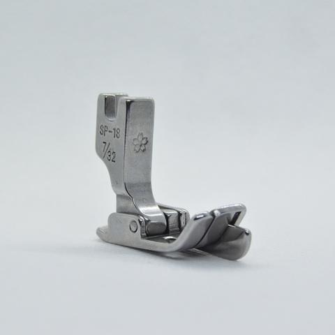 Лапка с ограничительным бортиком для отстрочки SP 18 7/32 (5,5мм) | Soliy.com.ua