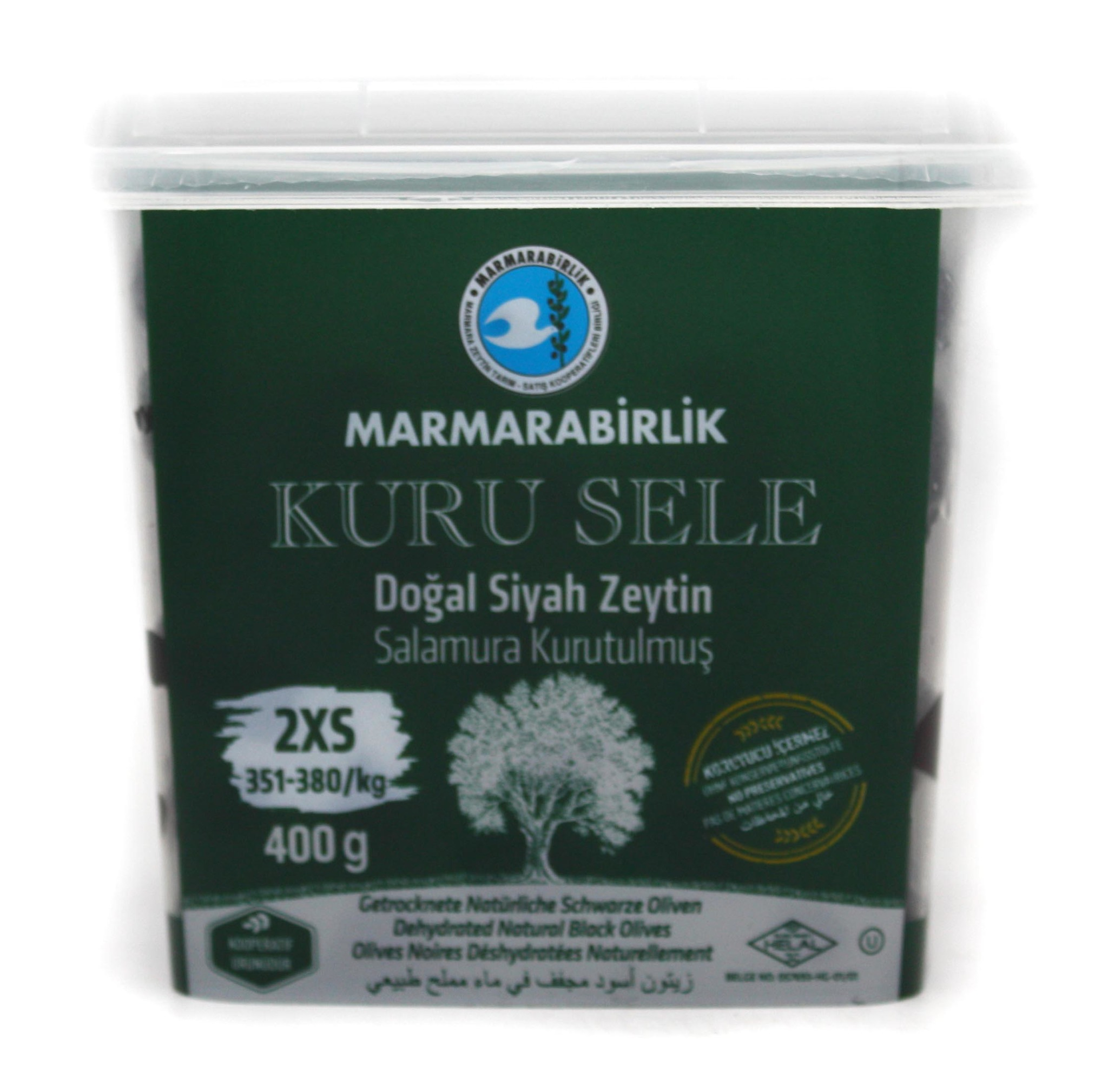 Marmarabirlik Маслины Kuru Sele вяленые 2XS, Marmarabirlik, 400 г import_files_d3_d340ec4f222a11eaa9c6484d7ecee297_669fcc0d233211eaa9c6484d7ecee297.jpg