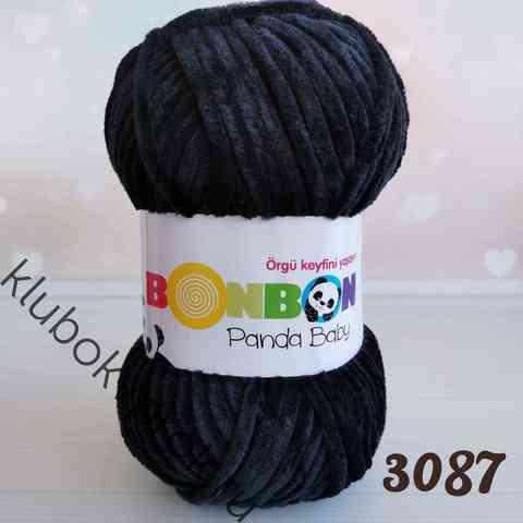 BONBON PANDA BABY 3087, Черный