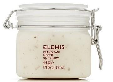 Скраб для тела Elemis Frangipani Monoi Salt Glow 490 г.