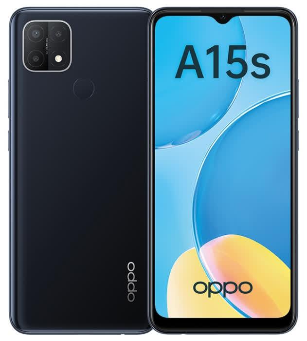 Oppo A15S Oppo A15S 4.64GB Black (Черный) black1.jpg