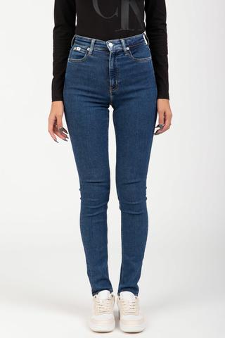 Джинсы HIGH RISE SKINNY Calvin Klein Jeans
