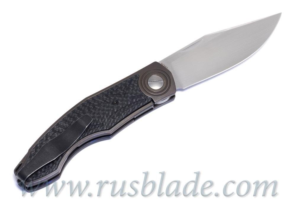 CKF Makosha (Lisichka, Veksha 2.0) knife - фотография
