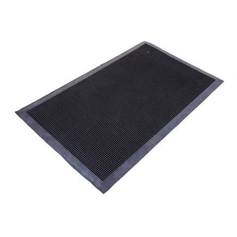 Коврик входной грязезащитный резиновый 2043 90х120см