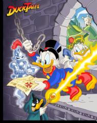 "Постер ""Duck Tales"""