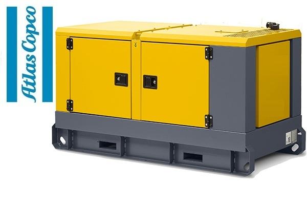 Дизельная электростанция (генератор) Atlas Copco QAS 20