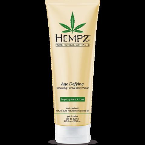 Гель для душа Антивозрастной / Hempz Age Defying Herbal Body Wash